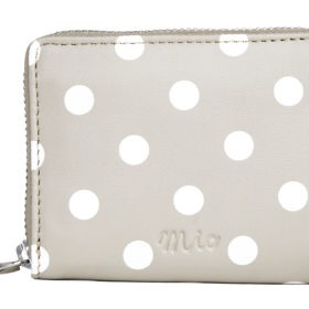 polka dot light-grey