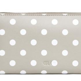 polka dot light-grey