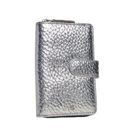 roma metallic silver