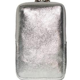 Siena metallic silver